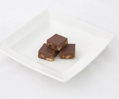 Chocolate Tiffin bites