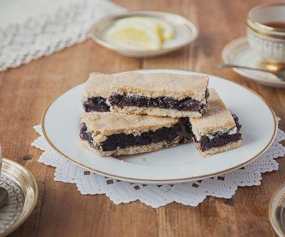 Currant Slices