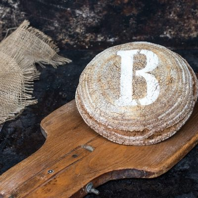 Stoneground Wholemeal Boule
