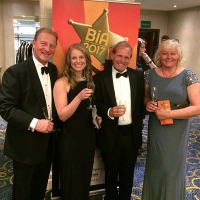 Finalists at the Baking Industry Awards 2017