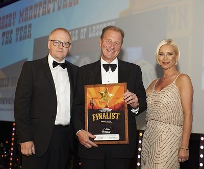 Finalists at the Baking Industry Awards